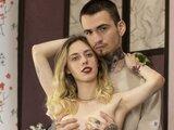 NaomiAndOliver naked